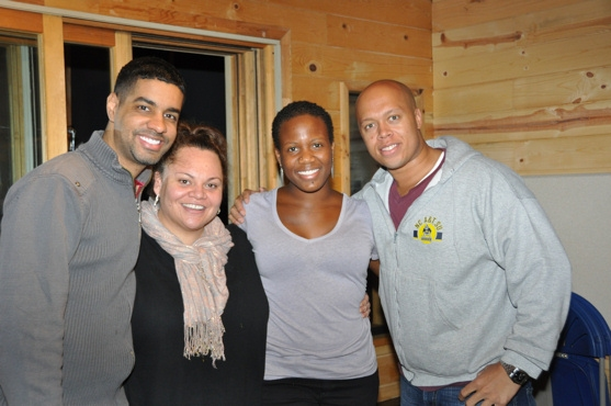 Photo Coverage: PRISCILLA's Anastacia McCleskey Sings for 'Carols for a Cure'
