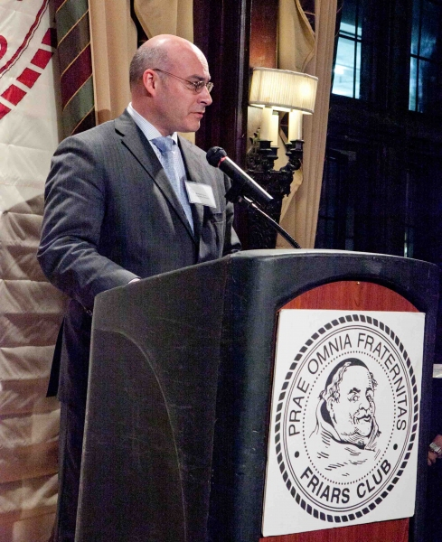 Photo Coverage: Friars Foundation Holds Adopt -A- Scholar Reception