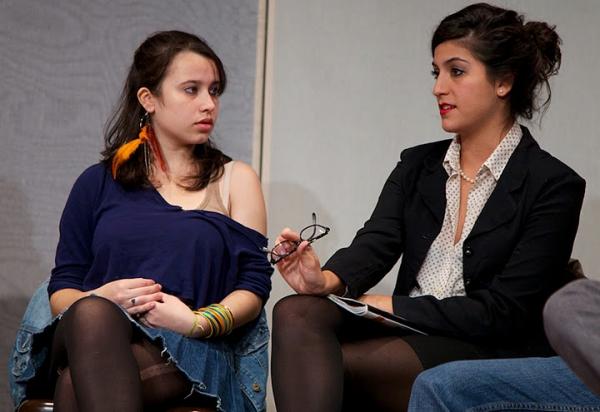 Maia Sage and Samantha Fontana