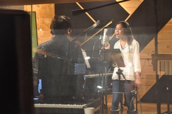 Sonny Paladino and Ashley Argota