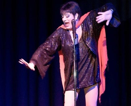 Rick Skye as Liza