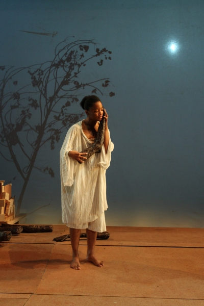 Photo Flash: WE IN SILENCE HEAR A WHISPER Premieres at The Theater at the 14th Street Y