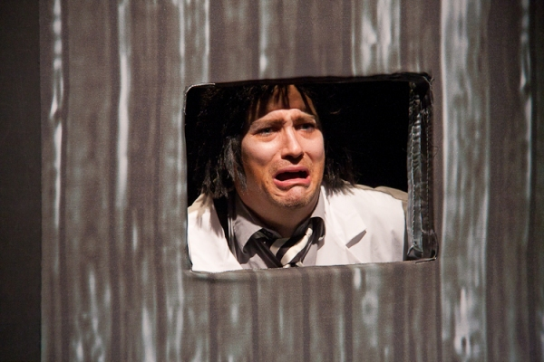 Photo Coverage: First Look at NYMF's THE BRAIN THAT WOULDN'T DIE
