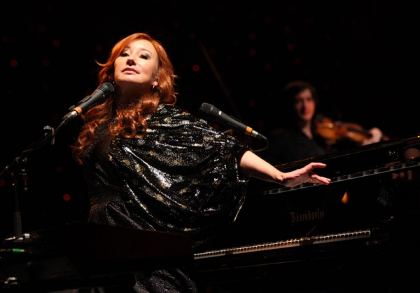 Tori Amos at Tori Amos Performs in Rome