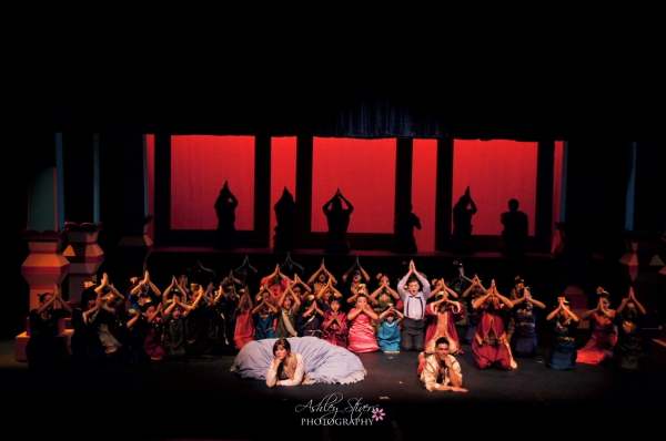 Photo Flash: Theater Works Presents THE KING & I