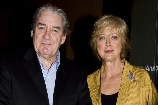 Patrick McGrath & Maria Aitken