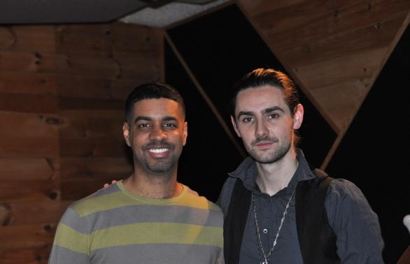 Jason Michael Webb and Zane Carney Photo