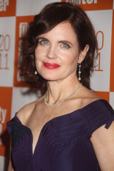 Elizabeth McGovern at MY WEEK WITH MARILYN Premieres at NY Film Festival