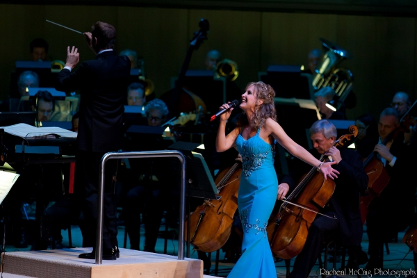 Photo Coverage: Jodi Benson and Hugh Panaro in Concert with the TSO
