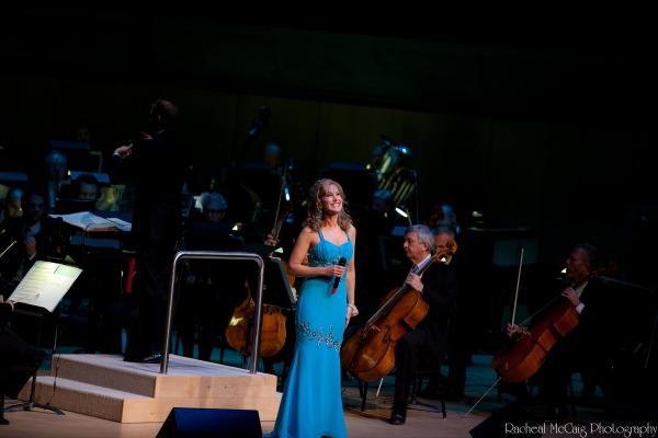 Photo Coverage: Jodi Benson and Hugh Panaro in Concert with the TSO