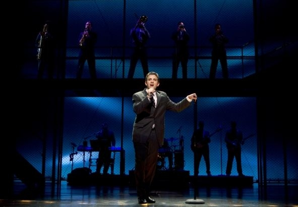 Jersey Boys Production Photo
