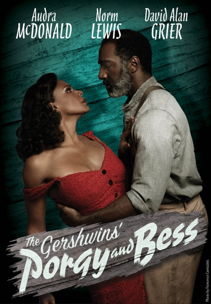 Photo Flash: First Look at PORGY AND BESS Broadway Artwork!