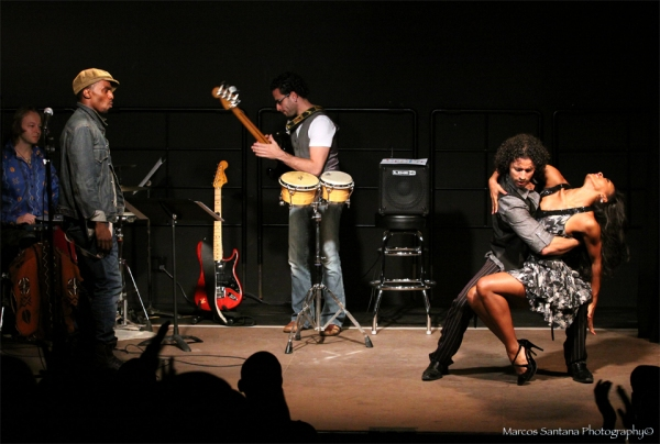 Photo Flash: D. WATTS' SPOKEN WORD PRESERVES: THE JAM at  the Helen Mills Spotlight Theatre