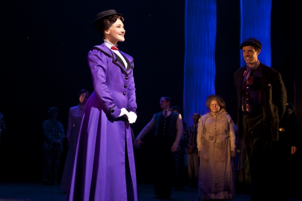 Photo Coverage: Steffanie Leigh Makes Broadway Debut as the Newest MARY POPPINS!
