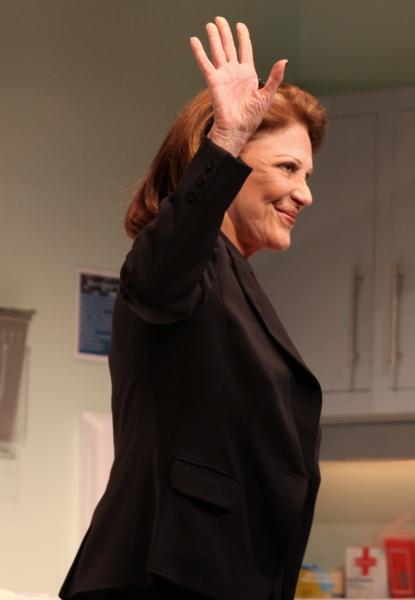 Photo Coverage: Linda Lavin, Dick Latessa et al. Open THE LYONS at the Vineyard Theatre!