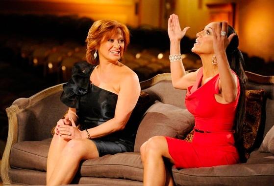 Caroline Manzo & Melissa Gorga