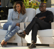 THE X FACTOR: The Contestants Visit The Judges' Homes!
