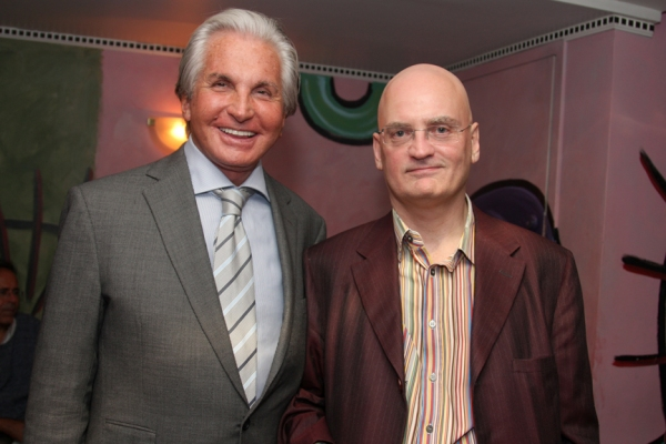 George Hamilton (Georges), Terry Johnson (Director)