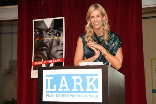 Photo Flash: Lark Play Development Center Honors Katori Hall & Sandi Goff Farkas