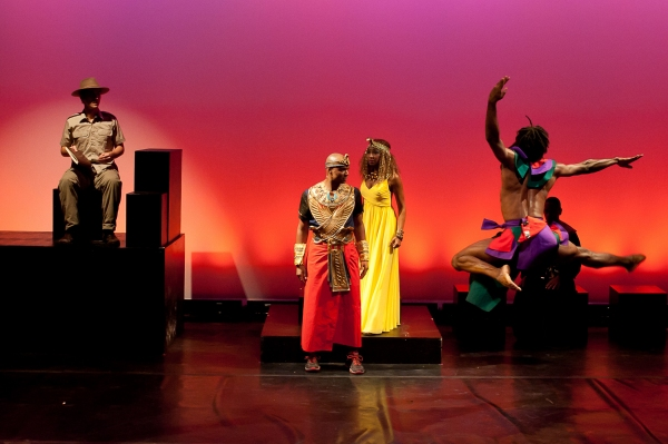 Photo Flash: First Look at NYMF's TUT