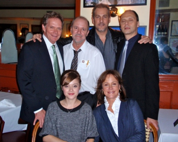 Bud Smith, Bruce Graham, Paul Michael Valley, Michael Masto; Lauren Ashley Carter, Hillary B. Smith