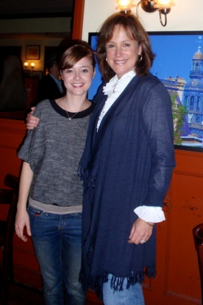 Lauren Ashley Carter, Hillary B. Smith Photo