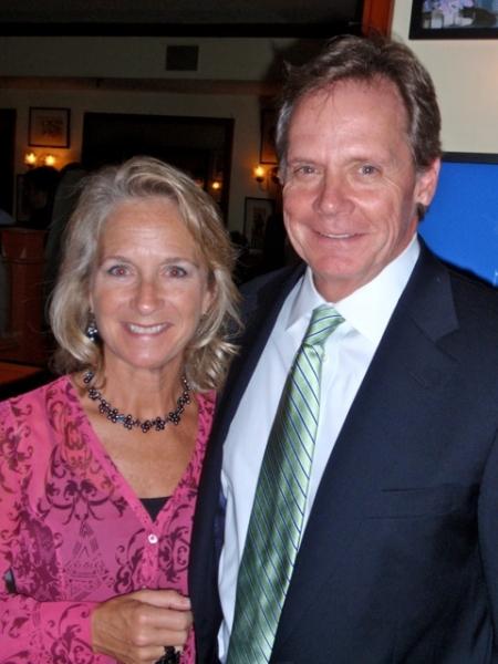 Kate and Bud Martin