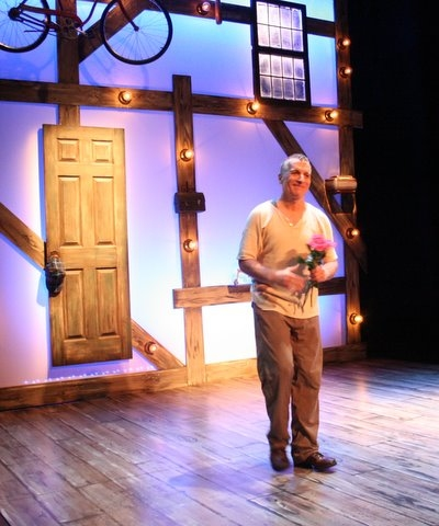 Photo Flash: Urban Stages' BILL BOWERS BEYOND WORDS - Opening Night