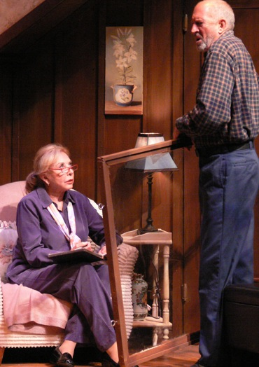 The Falcon Theatre Presents SOUTHERN COMFORT, Previews 10/12