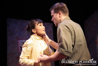Ogunquit's 'Miss Saigon' Pulses with Urgency of Life and Death