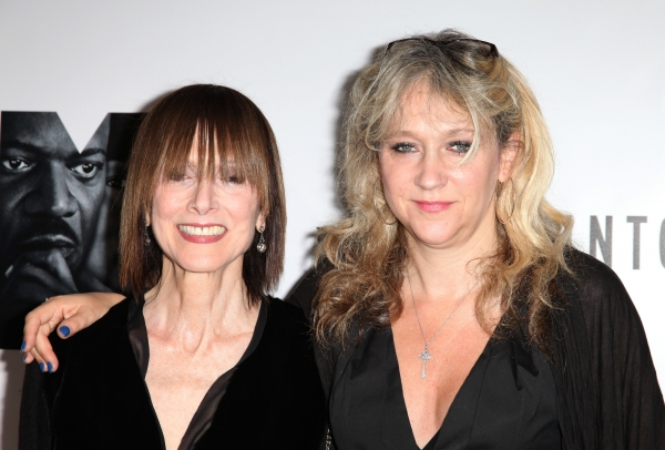 Jean DouManian & Sonia Friedman at THE MOUNTAINTOP Theatre Arrivals & After Party