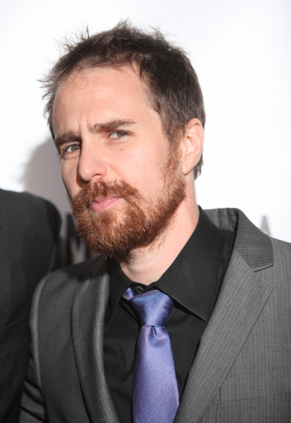 Sam Rockwell  at THE MOUNTAINTOP Theatre Arrivals & After Party