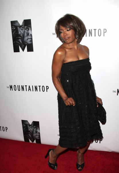 Photo Coverage: THE MOUNTAINTOP Theatre Arrivals & After Party