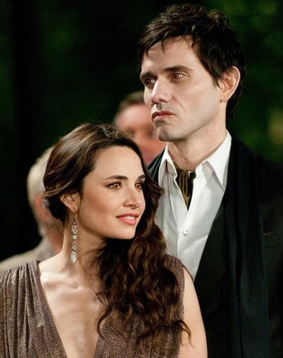 Mia Maestro & Christian Camargo at Exclusive Photos from THE TWILIGHT SAGA: BREAKING DAWN - Part I
