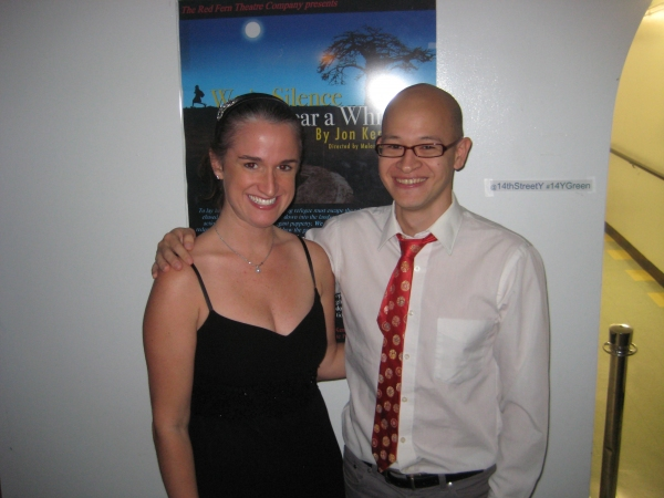Melanie Moyer Williams and Jon Kern