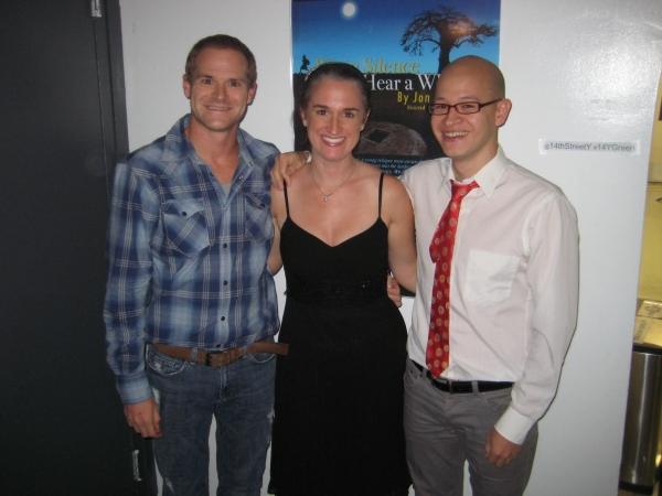 Ken Hall, Melanie Moyer Williams and Jon Kern Photo