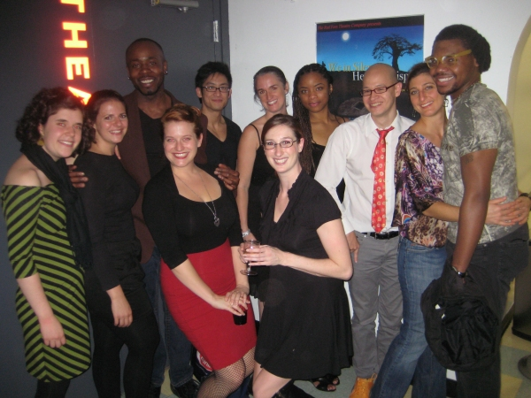 Photo Flash: Red Fern Presents WE IN SILENCE HEAR A WHISPER