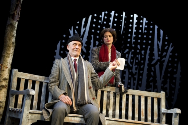 Photo Flash: Tricycle Theatre Presents A WALK IN THE WOODS