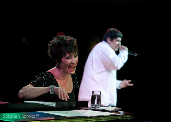 Bill Cosby , Chita Rivera & Mark Nadler Lead 'Laugh, Sing, Dance!' Benefit