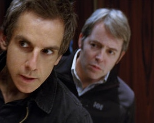 Ben Stiller & Matthew Broderick at Universal's Upcoming Film TOWER HEIST