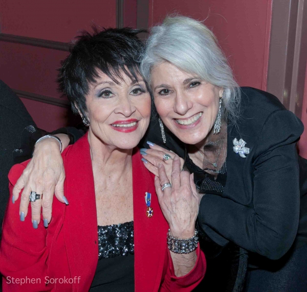 Photo Coverage: Rivera et al. at ART START 'Laugh, Sing, Dance!' After Party