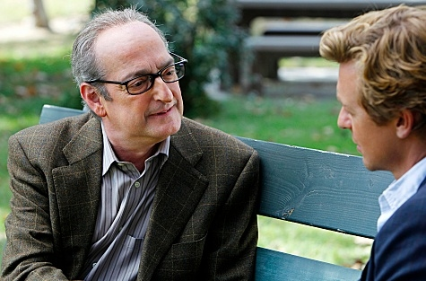 David Paymer & Simon Baker