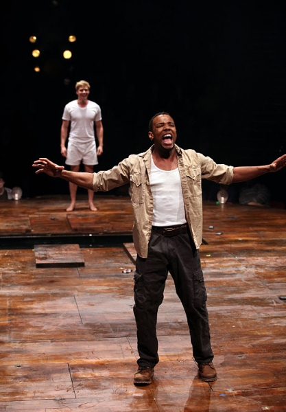 Photo Coverage: First Look at GODSPELL on Broadway!