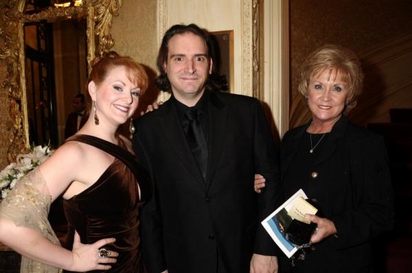 Rebecca Greenstein, conductor Pacien Mazzagatti, guestphoto by Rob Rich/SocietyAllure.com © 2011 robwayne1@aol.com 516-676-3939