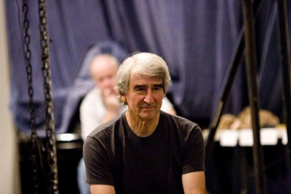 Photo Flash: A Glimpse at The Public Theater's KING LEAR, Featuring Sam Waterston, Kelli O'Hara and More, in Rehearsal!