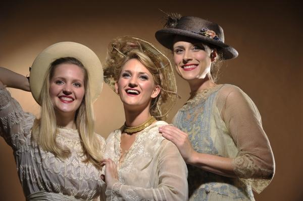 Photo Flash: 42nd Street Moon Presents THREE SISTERS, 11/30-12/18