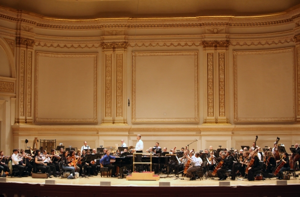 Conductor Jack Everly & the New York Pops Orchestra