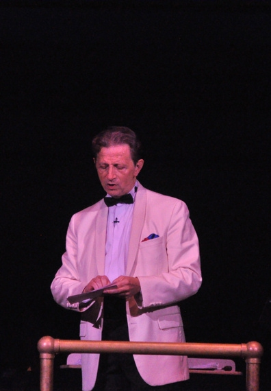 Jack Everly at IRVING BERLIN: RAGS TO RITZES