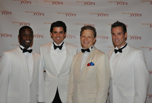 Photo Coverage: IRVING BERLIN: RAGS TO RITZES