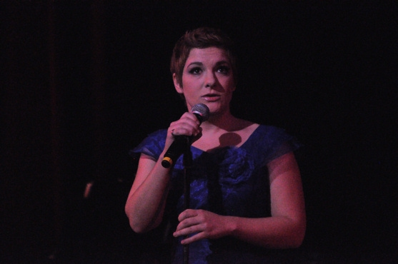 Photo Coverage: Tammy Grimes, Sarah Uriate Berry, et al. at Town Hall's BROADWAY ORIGINALS